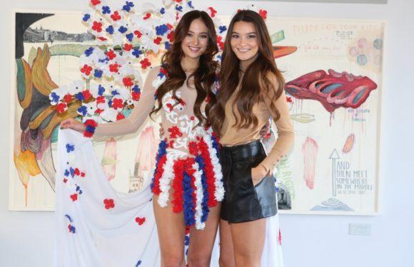 Štěflíčková oblékne šaty z dílny Nikol Švantnerové. Přinesou jí na Miss Universe štěstí?