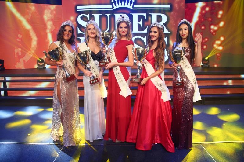 Supermiss má novou královnu! Je jí čtyřiadvacetiletá kráska ze Šternberka