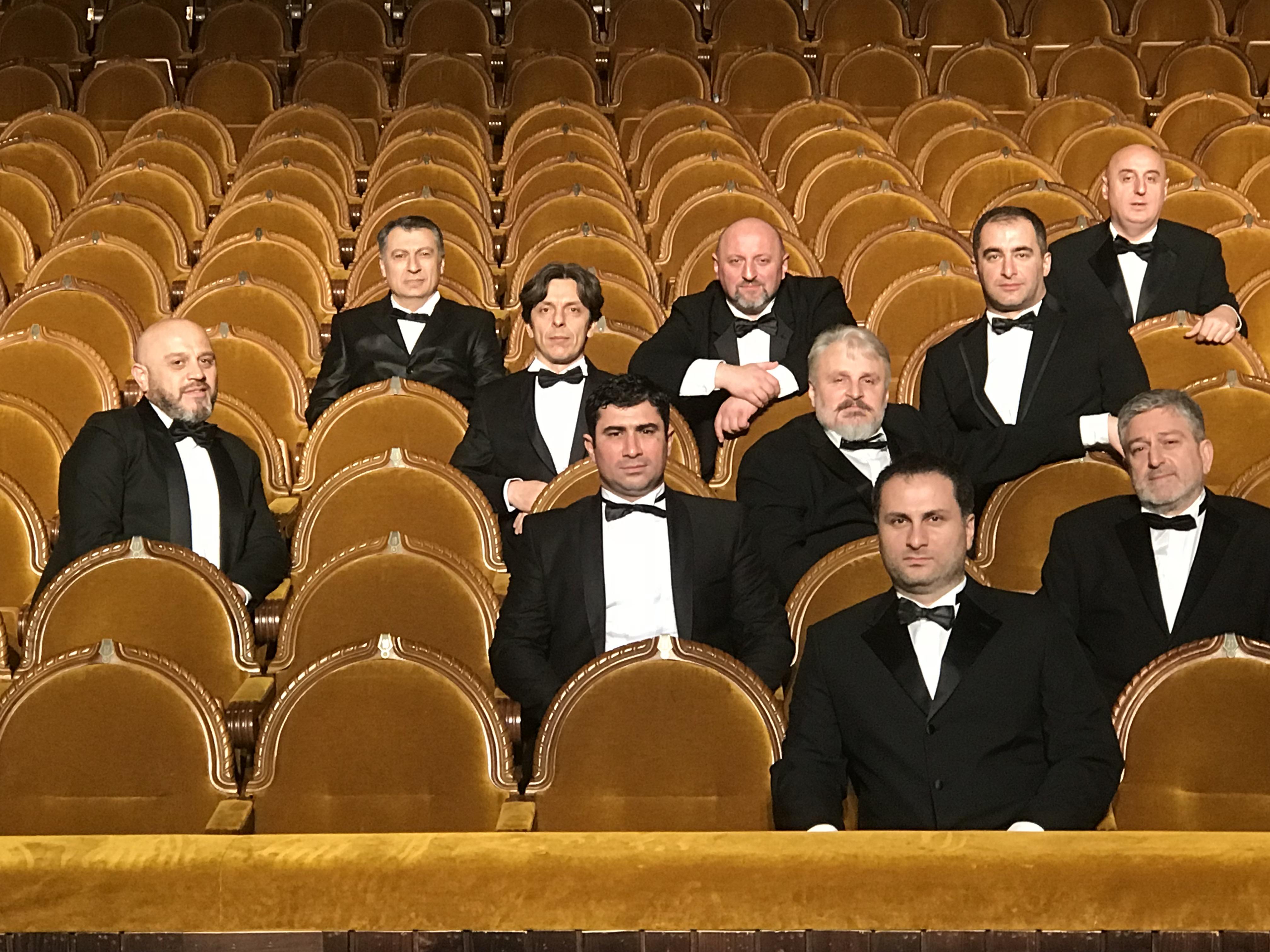 Tbiliský operní sbor Suliko poprvé v Česku: Zapsaní jsou na seznamu UNESCO!