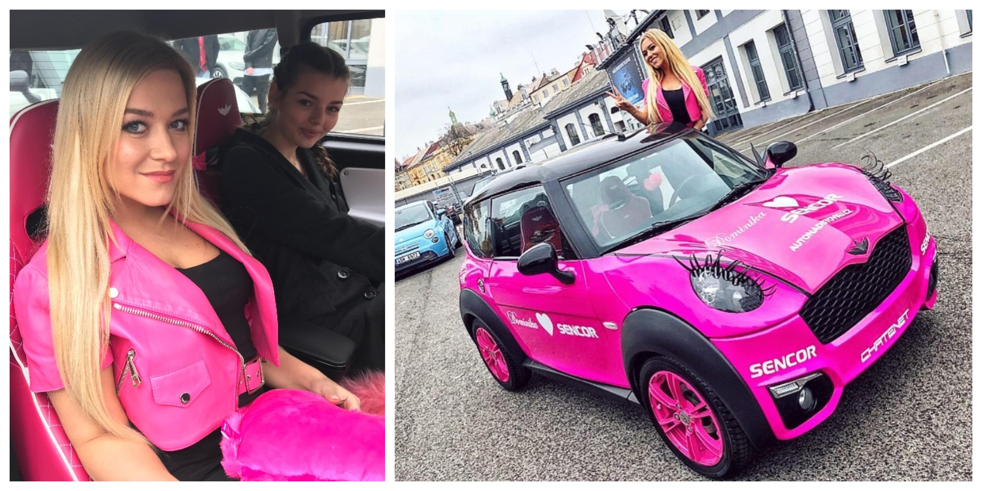 Myslivcová rozdává auto: Pořiďte svým dětem speciální vozítko pro 15leté