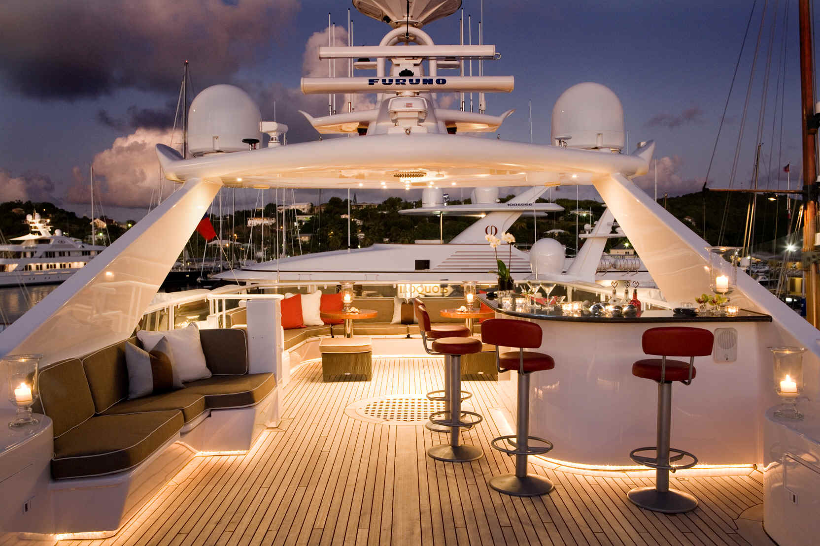 Paluby luxusních jacht miliardářů! Tohle chcete jednou zažít na vlastní kůži!