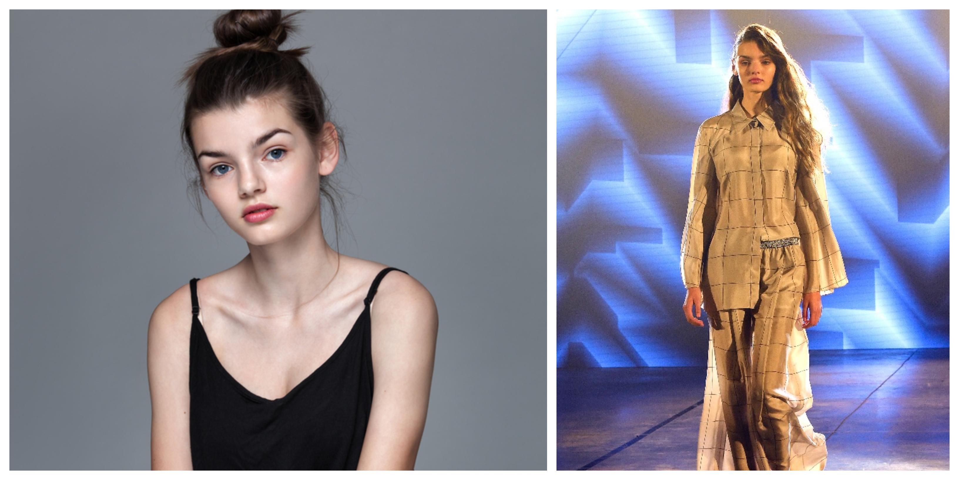 Vítězka Pure Model 2018 je na roztrhání: Anna Brodecká míří do Milána a Japonska