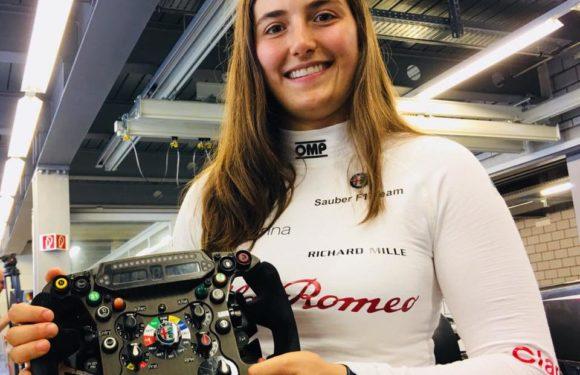 Tatiana Calderón chce do F2: Vyjde to u české stáje Charouz Racing Systém, nově Sauber junior?
