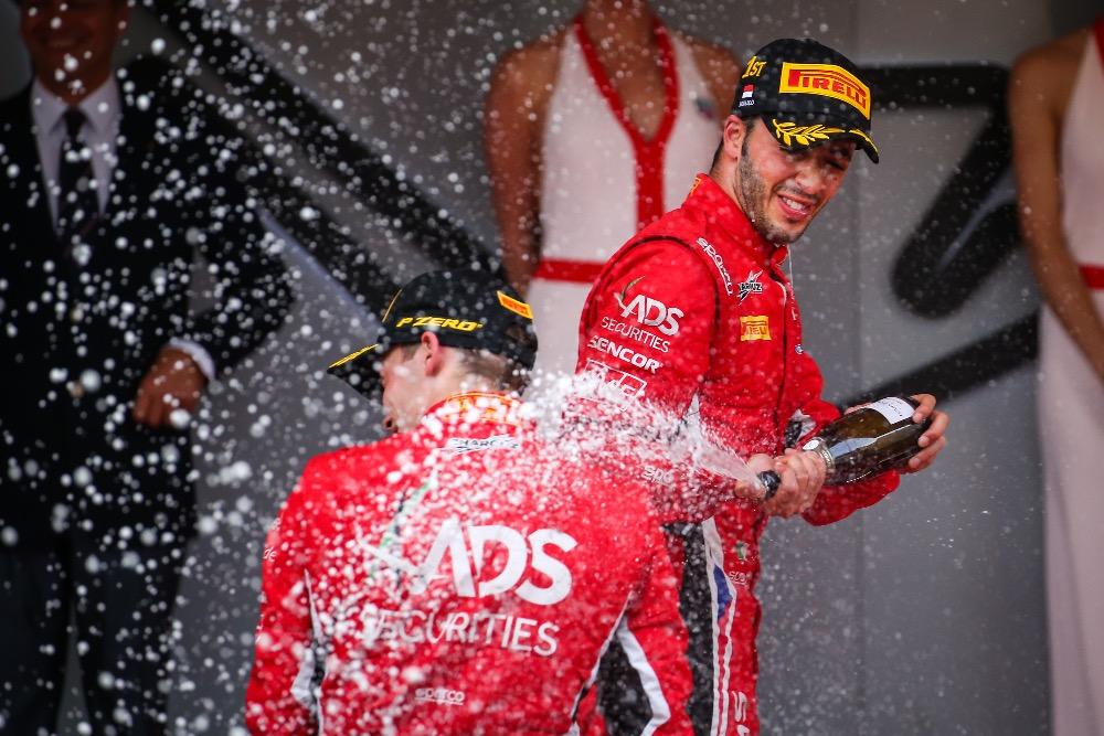 Charouz Racing System a Sauber Motorsport: Spojení, které nemá ve světě motorsportu obdoby