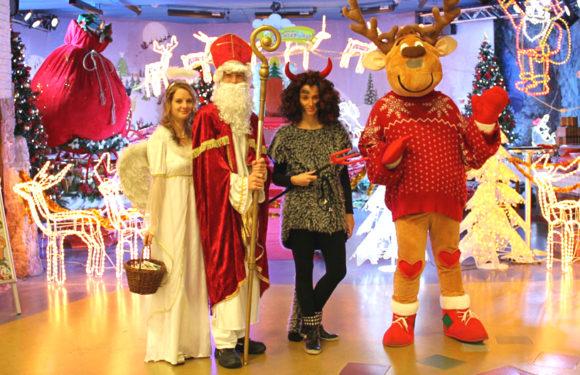 Pohádkové Vánoce v Excalibur City