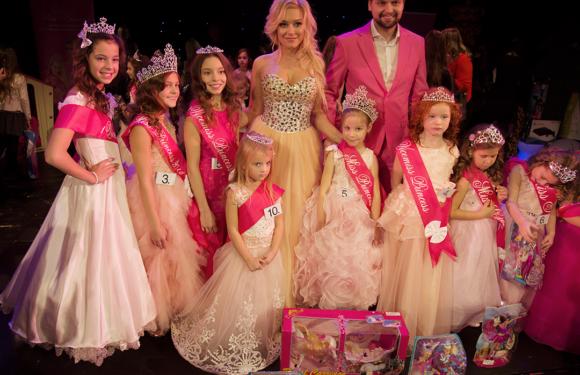 Miss Princess v Divadle Broadway měla velký úspěch. Princezny  si užily dokonalé odpoledne