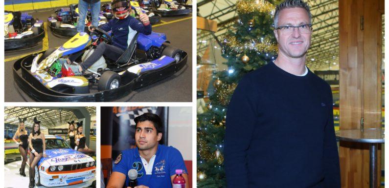 Charouz Racing System představil plány na rok 2019. Nechyběl u toho ani Ralf Schumacher