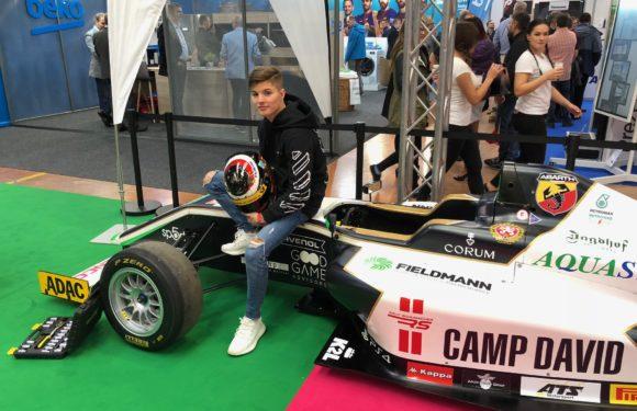Česká značka Fieldmann podpoří nadějného pilota ve Formuli 3