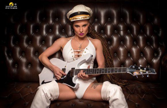 Střihavka a Brichta pokřtili klip rockerky Electric Lady