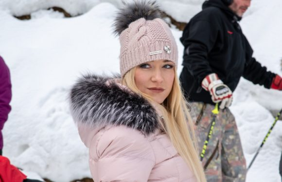 Super melouch Marka Vašuta: Půvabné kolegyni poskytoval kurz sjezdového lyžování