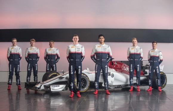 Sauber Junior Team představuje novinky před sezónou 2019