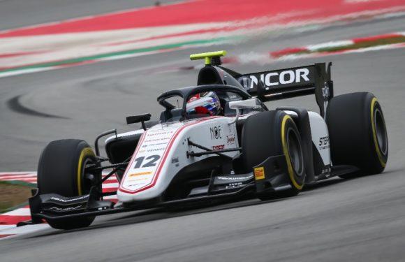 Sauber Junior Team F2 dokončil přípravu na okruhu v Barceloně