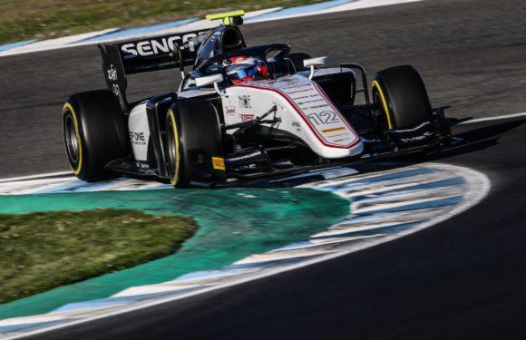 Sauber Junior Team je připravený na debut FIA Formule 2 v Bahrajnu
