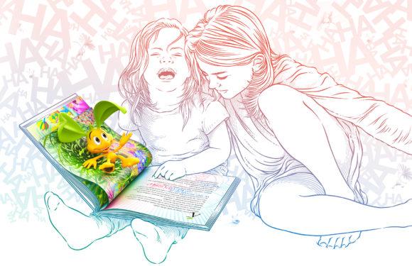 Nechte se vtáhnout do Limbiho světa a užijte si kouzelné chvíle se svými dětmi