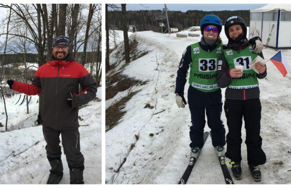 """První """"full"""" na sněhu vyšel: Olympiáda je zase o něco blíže"""