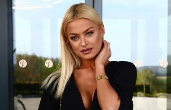 Kristýna Kubíčková: Blonďatá kráska navštívila kasíno