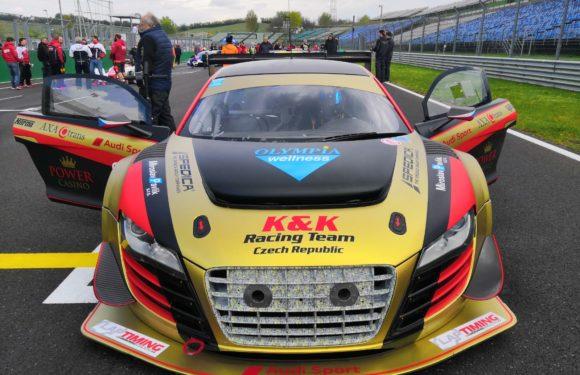 FIA CEZ: Chlad junior ukázal bojovnost i řidičské umění
