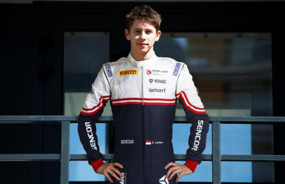 Arthur Leclerc se připojil k Sauber Junior Teamu F4