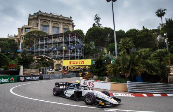 F2 v Monaku: Stupně vítězů byly pro český tým daleko