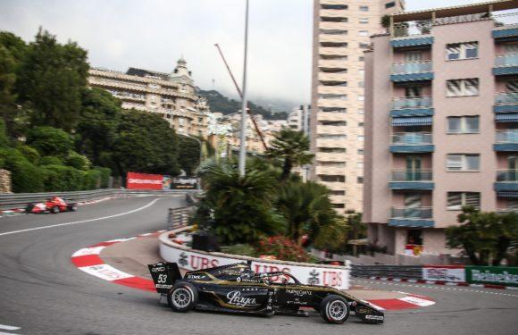 Ptáček junior v Monaku: Od bodů ho dělil jen kousek