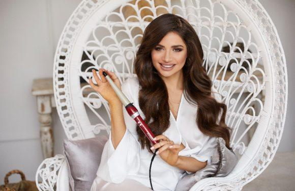 Chcete mít krásné vlasy? Nechte si poradit od sexy modelky!
