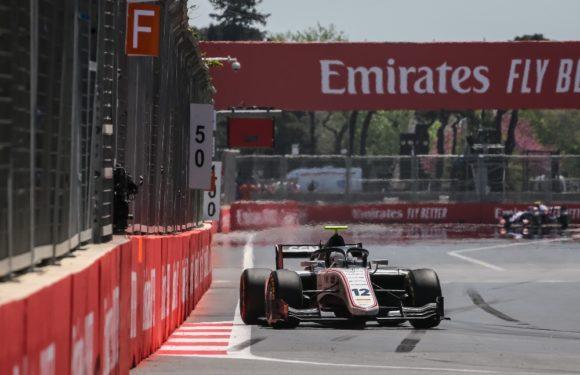 Sauber Junior Team se chystá do Barcelony: Charouzovi hoši chtějí potvrdit formu z Baku