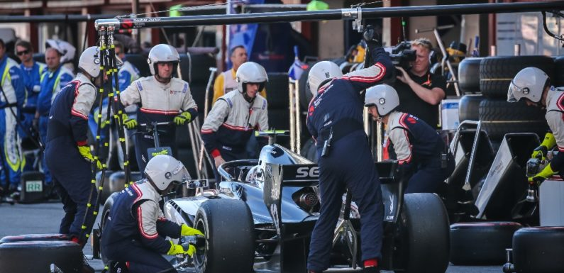 Charouzovi jezdci míří do Monaka: Budou z toho další stupně vítězů?