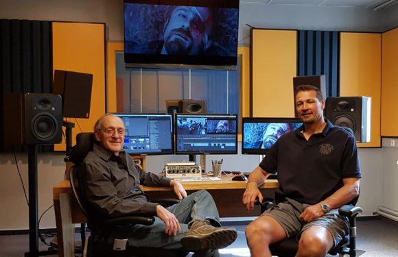 Petr Jákl získal pro svůj velkofilm jednoho z nejlepších střihačů na světě