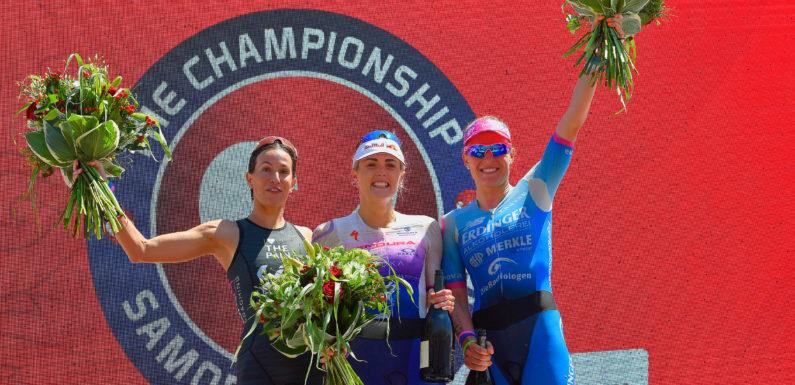 Češka Radka Kahlefeldt Vodičková excelovala na mistrovství světa