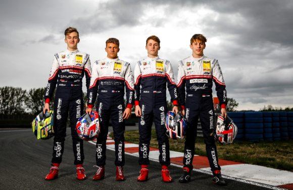 ADAC F4 míří do Rakouska: Roman Staněk chce udržet první místo