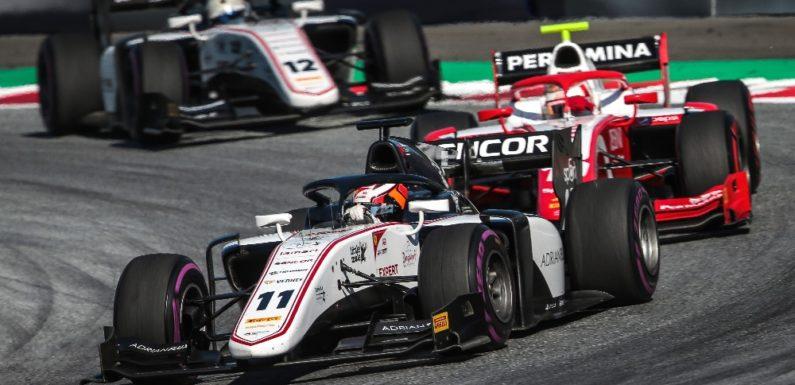 F2 v Rakousku: Horko i trať nad síly českého týmu, body z toho nebyly