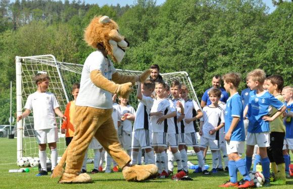 Přes 1100 malých fotbalistů si zahrálo na tradičním juniorském Zelencupu