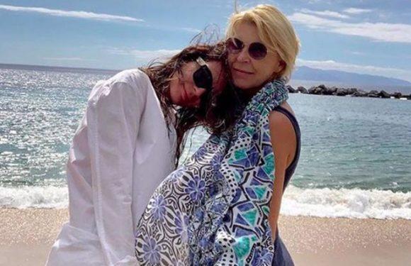 Monika Marešová s mámou léta na Kanáry, s Leošem do exotiky