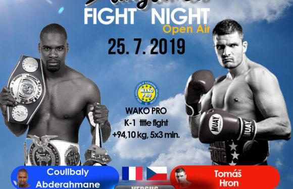 Yangames Fight Night už zítra: Ve Žlutých lázních se představí top bojovníci