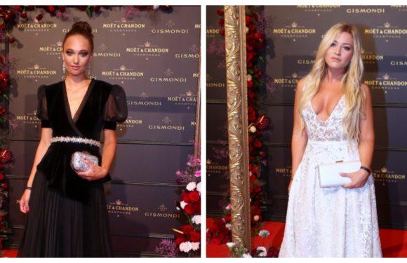 Moët party ve Varech: Luxus na každém kroku, královnami Myslivcová a Šteflíčková