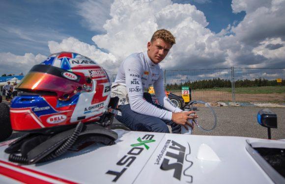F4 na Hockenheimu: Třikrát pódium a body pro všechny jezdce juniorky Sauber