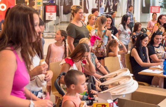 Miss Princess v Ostravě: Holčičky si to skvěle užily!