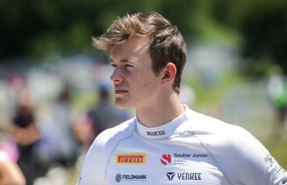 F2 v Silverstone: Illot si dojel pro body i nedělní pole position