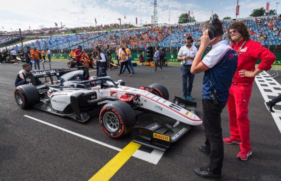 F2 v Maďarsku: Pro Charouzův tým byla maximem dvě desátá místa