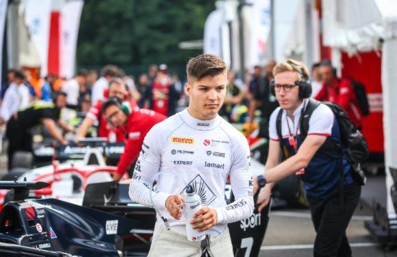 F3 v Maďarsku: Sauber Junior Team by Charouz bez bodu