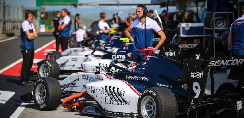 F3 ve Spa, pak Monza: Chybět nebudou ani Charouzovi jezdci