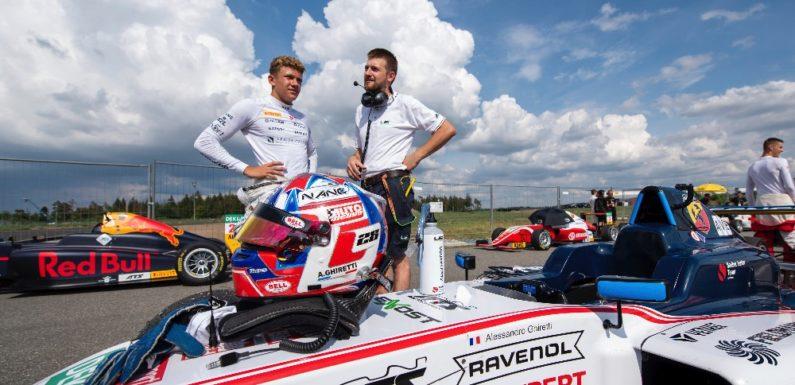 F4 míří do Holandska: Charouzovi mladíci touží po dalším úspěchu