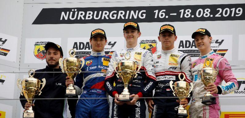 Víkend snů: Charouzovi junioři totálně ovládli Nürburgring