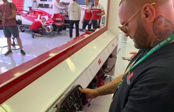 Rytmus si užil Hungaroring: Nová posila týmu Alfa Romeo Racing?