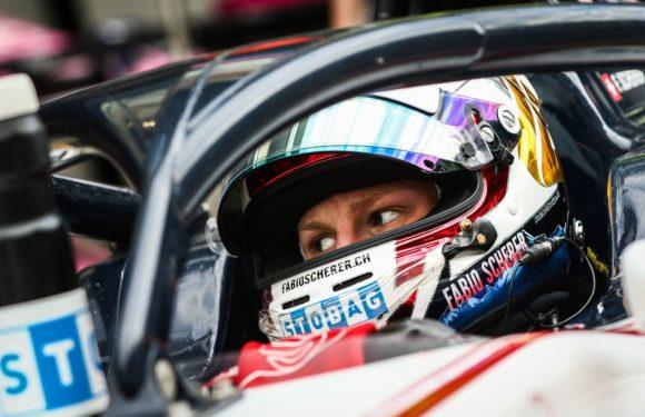 Charouzovi junioři dokončili premiérovou sezónu F3 s Hymanem na bodech