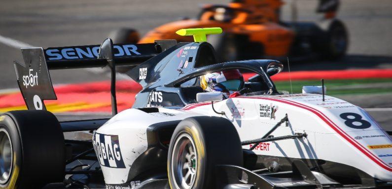 Tragická smrt Huberta ve Spa: Závody F2 zrušeny, F3 se odjela v pochmurné atmosféře