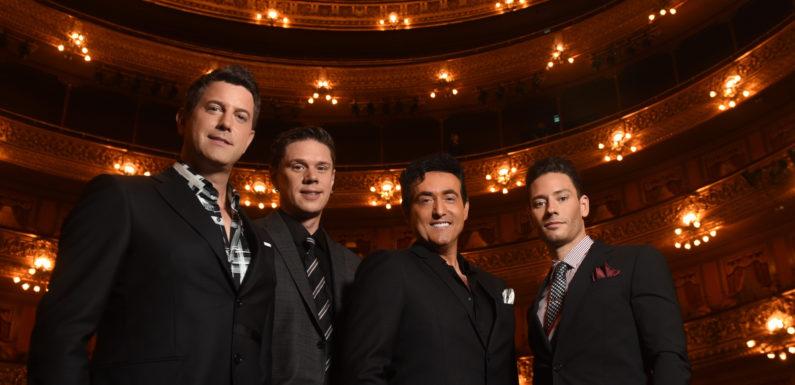 Il Divo vystoupí 27. října v pražském Kongresovém centru