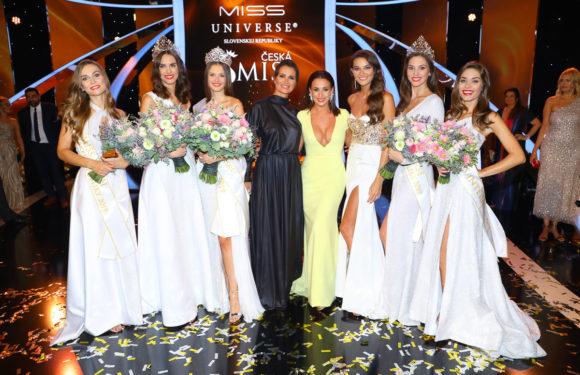 Česká Miss je na vzestupupu. Krásné dámy a osvědčení moderátoři