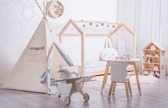 Otvírá se unikátní dětský svět: Nábytek a dekorace do pokojíčků na jednom místě