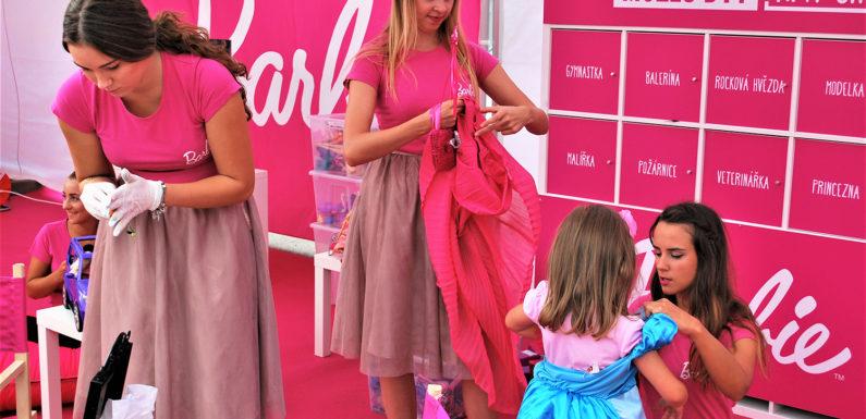 Barbie bydlí v Metropoli: Tak ji přijďte navštívit